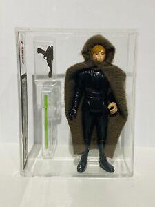 Vintage Star Wars Luke Skywalker Jedi Knight Graded Action Figure UKG Laser Case