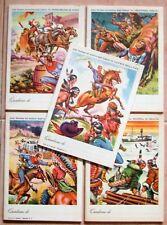 JOLLY  DURBANS Sul sentiero degli Indiani-Quaderni anno 1954 NUOVI-A SCELTA -