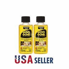 Goo Gone 2 oz Citrus Solvent Cleaner Removes Stickers, Tape, Oil, Gum, Tar.