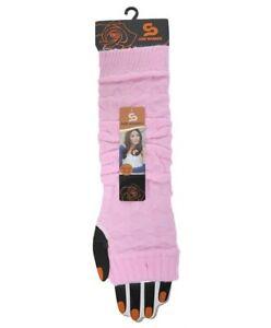 "WOMEN'S ""LONG"" ARM WARMERS, 15 INCH, Soft & Warm, Elastic cuff, EVERYDAY GLOVES"