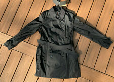 Burberry Brit Trench Coat: Black, New with Tags