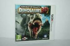 COMBAT OF GIANTS DINOSAURS 3D USATO OTTIMO NINTENDO 3DS VER EUROPEA MG1 55317