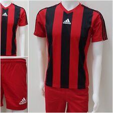 adidas Kinder Trikot Short Shirt Jersey Shorts Sport Hose Fußball Rugby L O 15