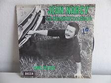 JEAN NARCY La chanson d amour DECCA 23793