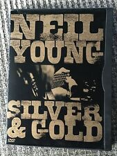 Neil Young - Silver and Gold (DVD, 2000) OOP REPRISE DVD