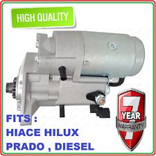 Starter Motor to Toyota Prado KDJ120R engine 1KD-FTV 3.0L Turbo Diesel 2006-15