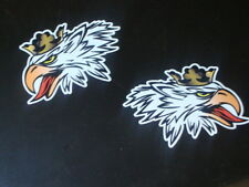 Scania Griffin Stickers x 2  Lorries Wagons Trucks Decals Saab Vans Cars Farming