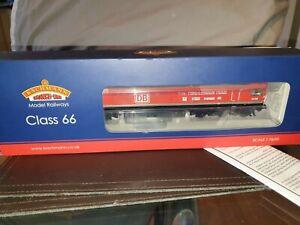 Bachmann 32-738Z Class 66 66136 DB Cargo 'Yiwu-London Train' DCC ready