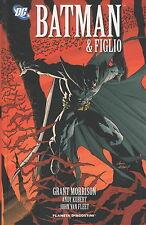 Batman e Figlio Di Grant Morrison 01 Grandi Opere DC  Fumetto Cartonato