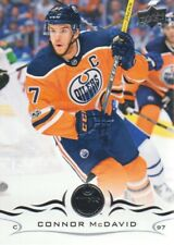 2018-19 Upper Deck Hockey #75 Connor McDavid Edmonton Oilers