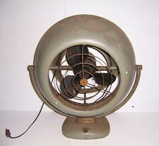Vintage Mid Century Large Vornado Electric 3 Speed Fan No. 9A 1867 WORKS