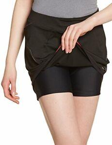 Gore Bike Wear Women's Path Skirt Shorts Padded Cycling VGC Size M