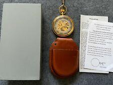 Up Vintage Pocket Watch Majesti 17 Jewels Mechanical Wind