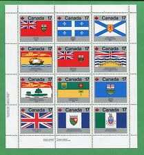 CANADA SOUVENIR SHEET WHOLESALE LOT - #832a MNH ** 50 Sheets ** - O28