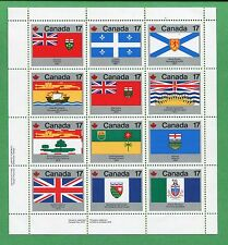 CANADA SOUVENIR SHEET WHOLESALE LOT - #832a MNH ** 50 Sheets ** - O28