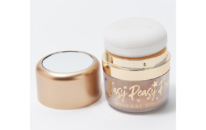 Belle Beauty by Kim Gravel Easy Peasy Powder Foundation Duo Deep A379452
