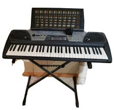 YAMAHA PSR-175 MUSIC KEYBOARD WITH DJ VOICES 61 KEYS-TESTED-WORKS PERFECTLY