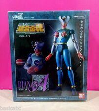 Bandai Soul of Chogokin GX-11 Dianan A Die Cast Figure Mazinger Z