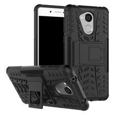 Carcasa híbrida 2 piezas Exterior Negro Funda para Huawei Honor 6c Cubierta