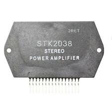 Hybrid-ic Stk2038 Power Audio Amp
