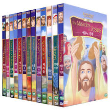 THE BIBLE ANIMATION 13 DVDs Collection SET / DVD, NEW