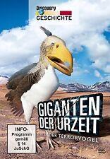 Dokumentation Doku Urzeit  Der Terror Vogel DVD Neu OVP