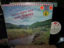 KING EDWARD & THE WHITE EAGLES, Polka Music, Stella # 973