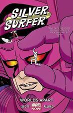 Silver Surfer, Volume 2: Worlds Apart (Paperback or Softback)
