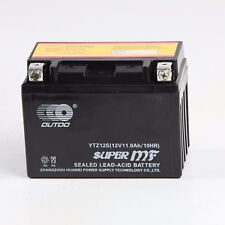 YTZ12S Battery for HONDA SM250  RVT1000R RC51 VTR1000F Super Hawk CBR1100XX
