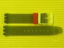 ORIGINAL Swatch Chrono - SKATE BIKE - Armband 17mm Kunststoff - ASCB105