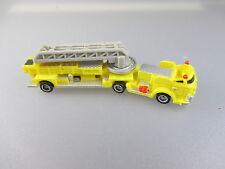 Mattel: Made in China-   Feuerwehr -Zug   (DK)