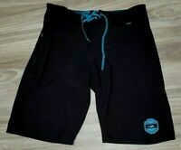 Pelagic Mens Hybrid Fishing Board Shorts Size 30 Waist Multicolored Argonaut
