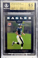 DeSean Jackson 2008 Topps Chrome Rookie RC #TC198 EAGLES GEM MINT BGS 9.5