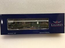 Liliput L334570 H0 Fast Train Coach 2nd Class Db Epoch III New Boxed T48 Post