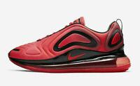 Nike Men's Air Max 720 University Red Black Bright Crimson AO2924-600 NEW!