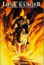 Lone Ranger V3 HC NM  Dynamite Comic Book
