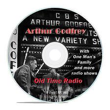 Arthur Godfrey, 1,382 Classic Old Time Radio Shows Horror Thriller OTR DVD G32