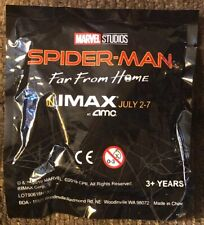 SPIDER-MAN: FAR FROM HOME. AMC IMAX PROMO MINI FIGURINE - 6 DAY LIMITED  HANDOUT
