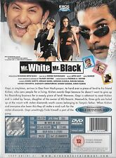 MR WHITE MR BLACK - SUNIL SHETTY - ARSHAD WARSI - NEW BOLLYWOOD DVD