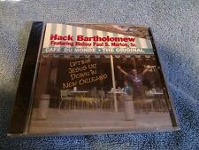 HACK BARTHOLOMEW LIFTING UP JESUS, DOWN IN NEW ORLEANS MUSIC CD GOSPEL