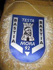 FANION XXL 28x22 cm VINTAGE TESTA MORA 92 BASTIA
