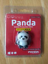 4GB Panda keyring USB memory stick / data traveller / flash drive.