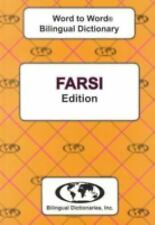 English-Farsi & Farsi-English Word-to-Word Dictionary: Suitable for Exams