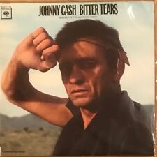 Johnny Cash- Bitter Tears - Import CD - Mini LP Format- New