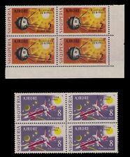 "Albania 1964 Overprint ""Riccione"" Mi# 857-8, Sc# C73-4 MNH Blocks HCV,RARE!"