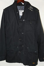G-Star Raw 100% Cotton Parka Coat Jacket Size XL