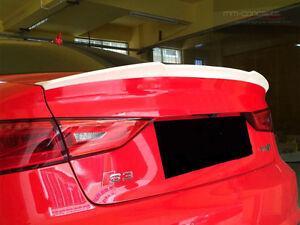 RDX Hecklippe Audi A3 8P7 Cabrio Heckspoiler Spoilerlippe Heck Spoiler Lippe