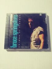 BRUCE SPRINGSTEEN - CHIMES OF FREEDOM  CD NEW SEALED 1987 EP