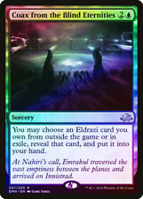 Coax from the Blind Eternities FOIL Eldritch Moon NM Blue Rare CARD ABUGames
