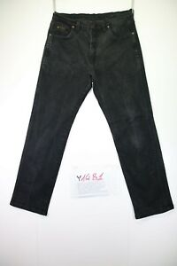 Wrangler Texas Stretch (Cod.Y1481) tg.47 W33 L30 Jeans Used Taille Haute Vintage
